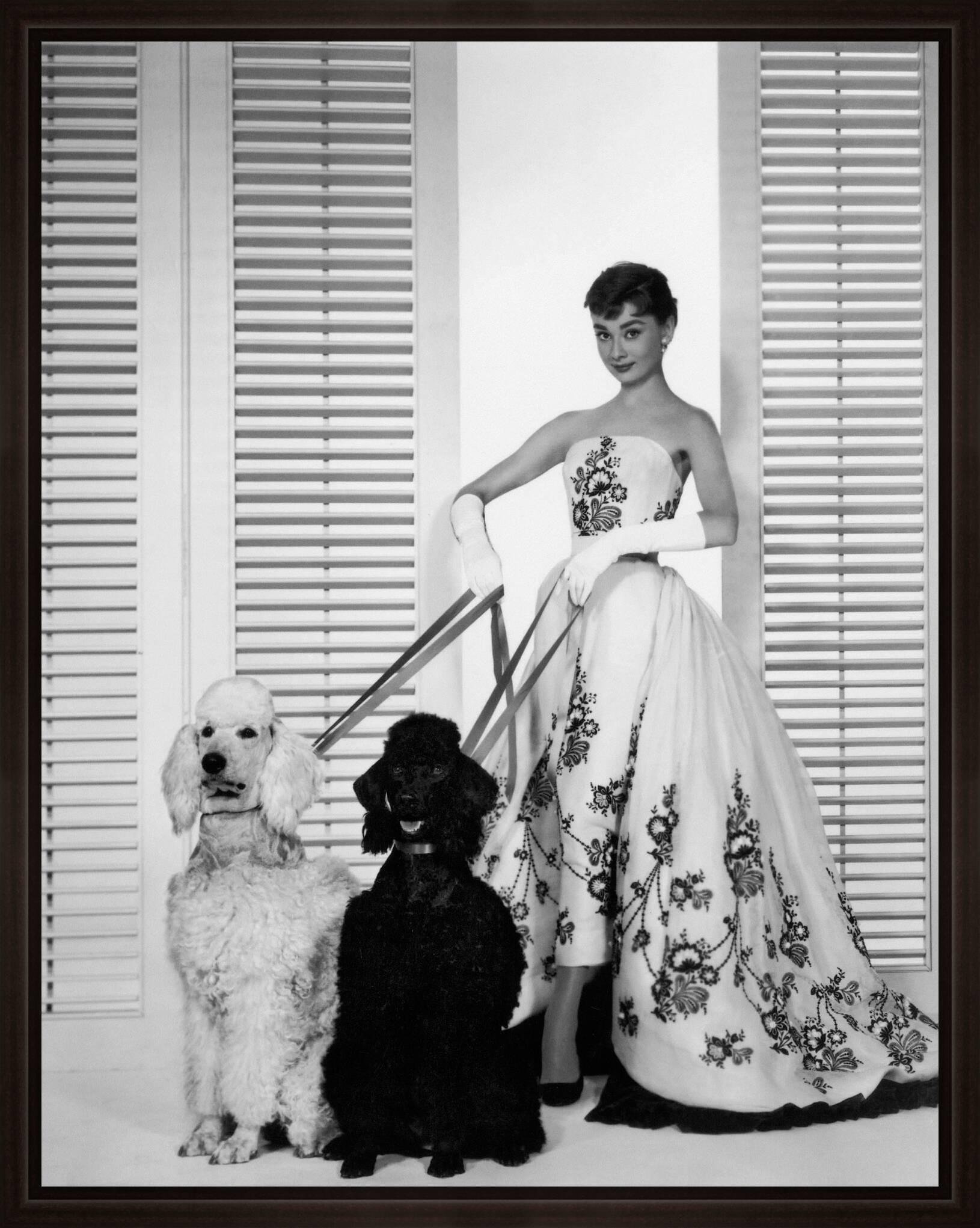 Sabrina Fairchild (Audrey Hepburn) von ...